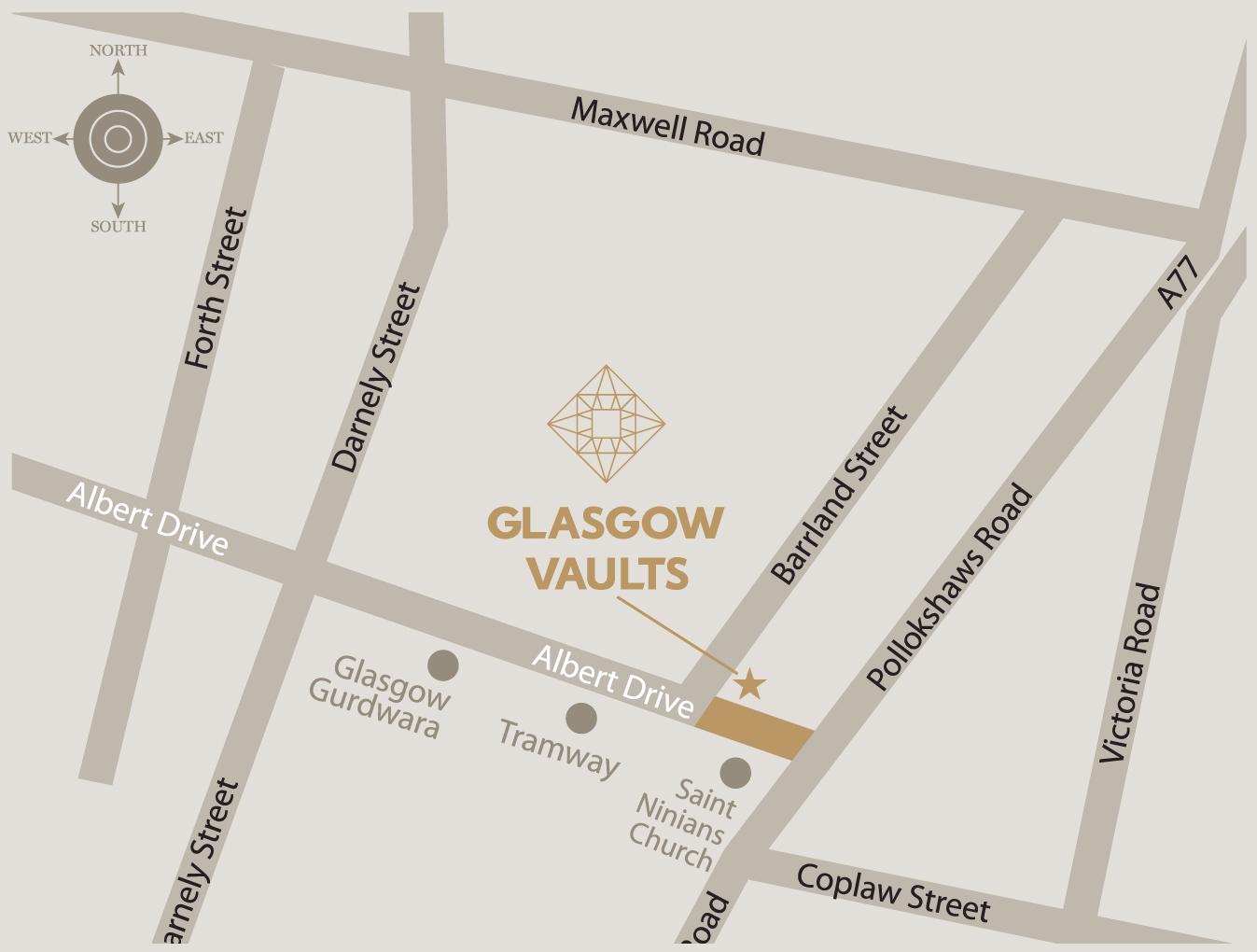 Safety Deposit Box Facility in Glasgow